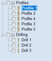 Toolpath Groups